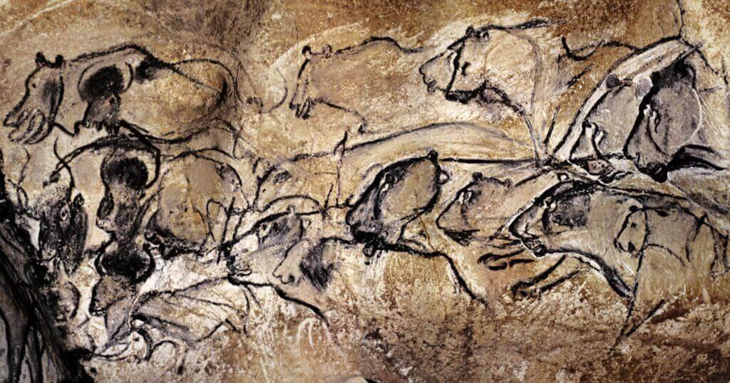 Доисторические рисунки