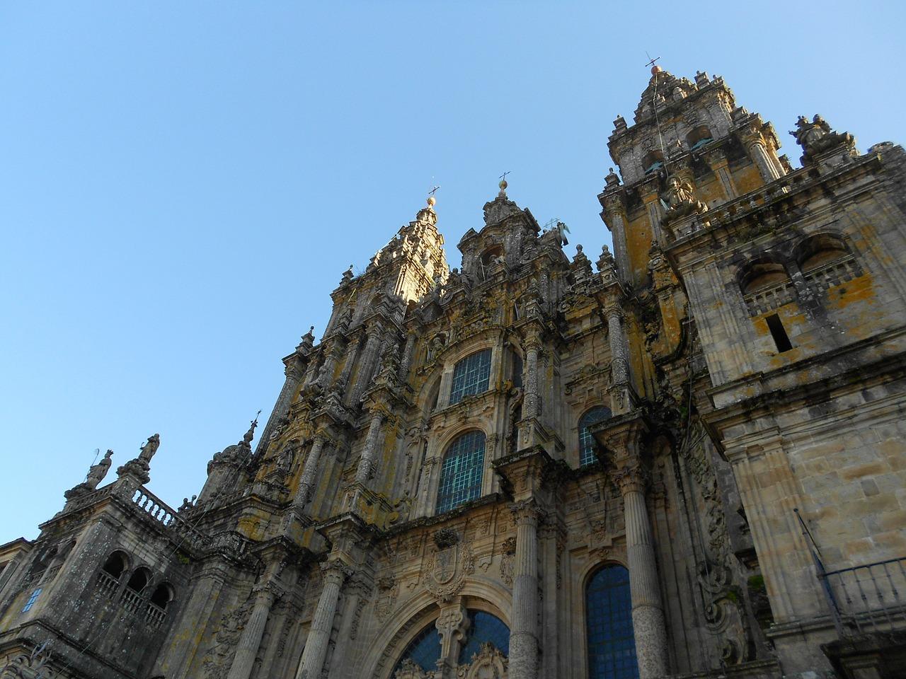 Главный собор Сантьяго-де-Компостела