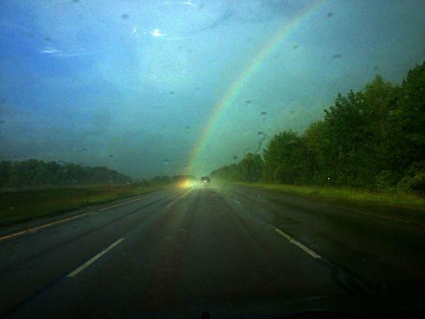 Конец радуги