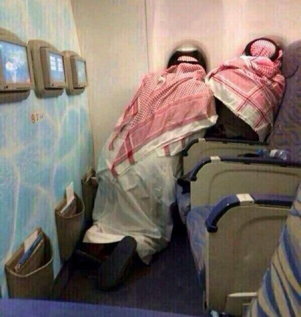 Первый раз самолетом