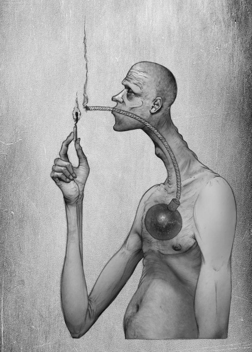 Самоуничтожение