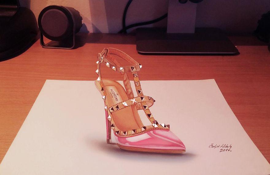 Коллекция обуви от Валентино