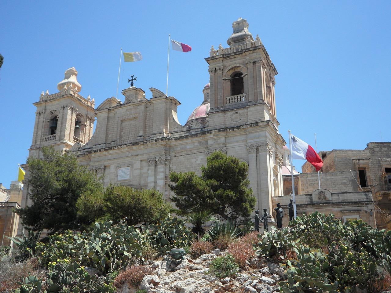 Храм мальтийского ордена