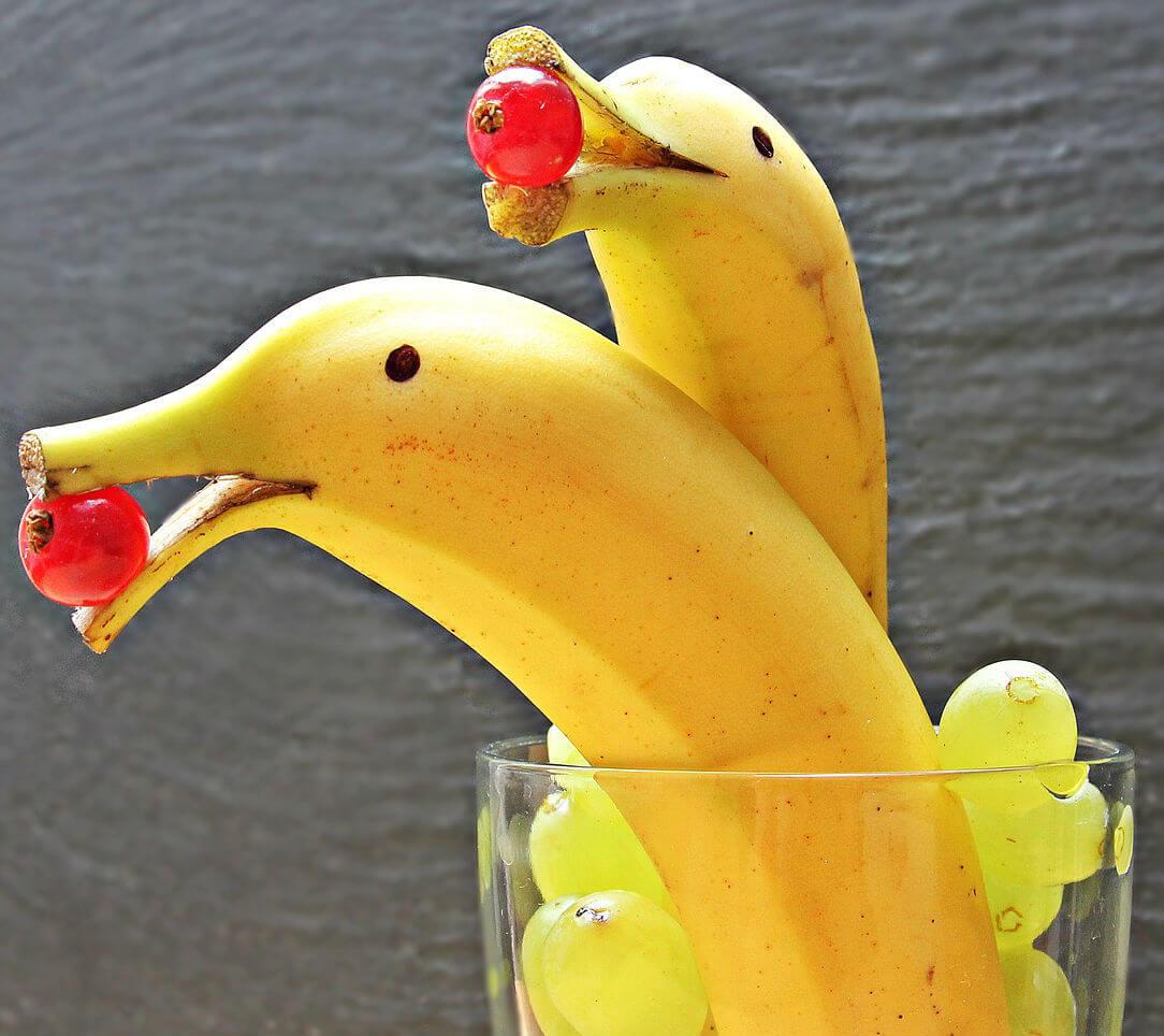 Какие бананы полезнее