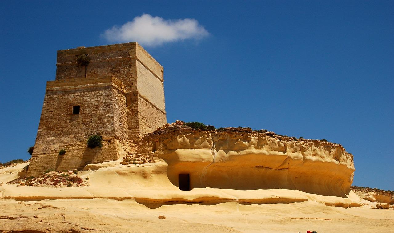 Гозо древний храм