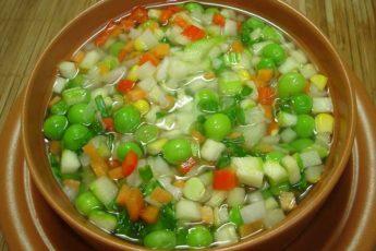 Диетический боннский суп