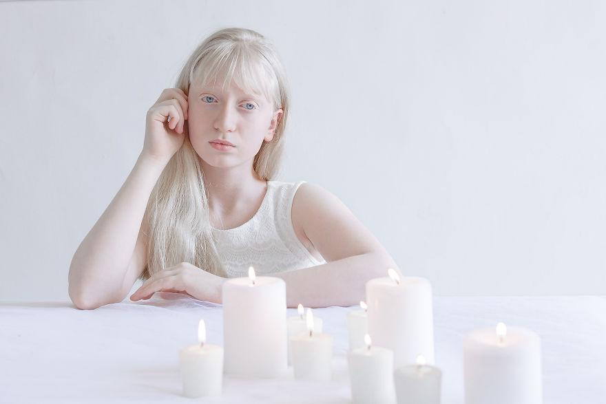 Фото девушки с длинными волосами