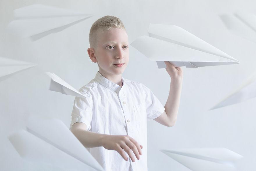 Бумажные самолетики и конструктор