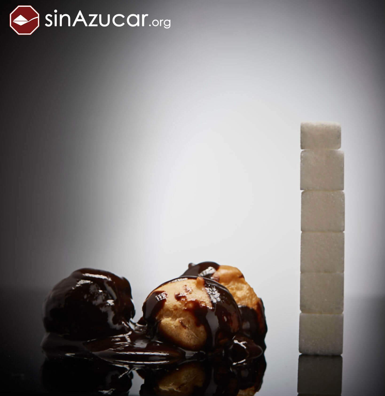 Эклер в шоколаде