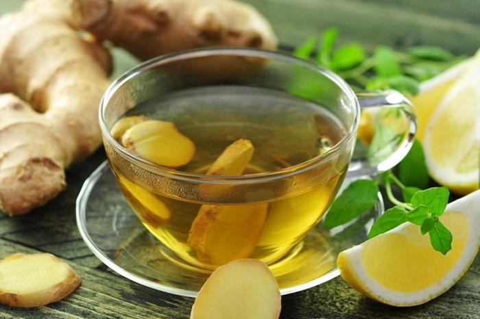 Имбирный чай полезен для организма