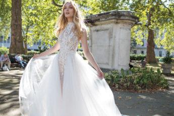 Обзор свадебных платьев 2017