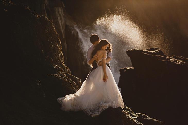 Прекрасные свадебные снимки