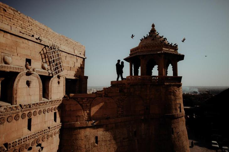 Индия, храм