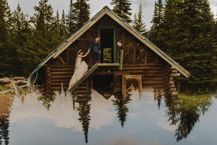 Свадьба, Британская Колумбия, Канада