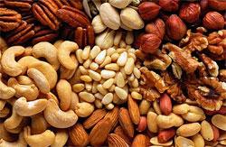 Орехи и здоровье ногтей