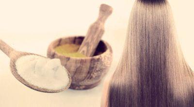 Горчичная маска укрепляет волосы