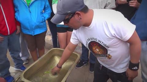 Как сливается вода на экваторе и в других полушариях