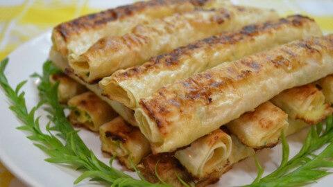 Закуска из тонкого лаваша, 11 вариантов. Ее не только кушать, а еще и готовить одно удовольствие.