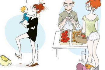 Быть молодой мамой