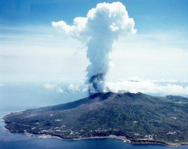 Вулканические острова - Идзу