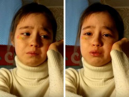 10-летняя видеоблогер расплакалась — к ней никто не пришел на фан-встречу