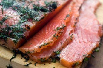 14 домашних рецептов приготовления соленой рыбки