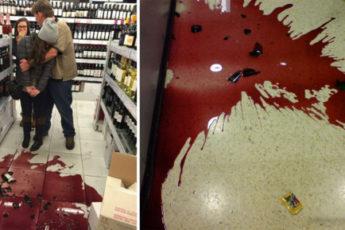 Если вы разбили товар в магазине, не вздумайте за него платить!