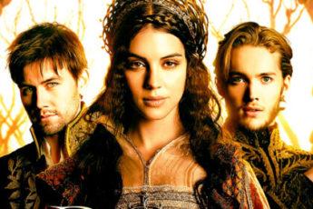5 красочных исторических сериалов