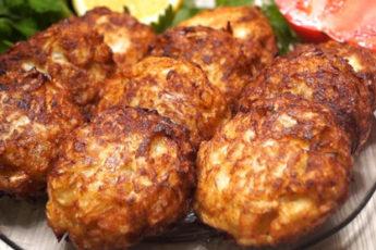 вкусные котлеты без грамма мяса