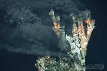10 невероятных вещей в океанских глубинах