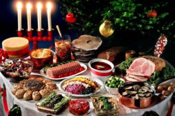 Подбираем рецепты для встречи Нового года
