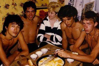 Редкие фотографии, на которых запечатлены советские знаменитости