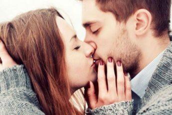 Секрет идеального поцелуя