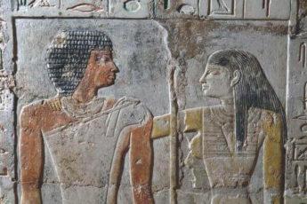 о любви, сексе и браке в Древнем Египте
