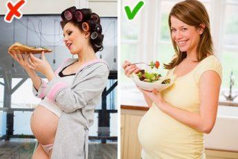 13 самых стойких мифов о беременности
