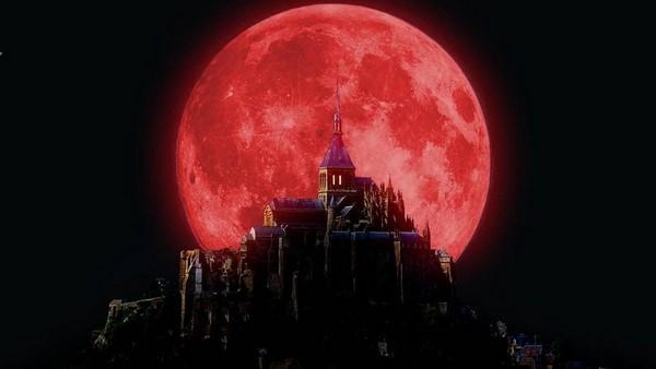 Вот что произойдет с луной сегодня, 31 января 2018 года