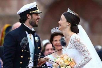 Как женятся современные принцы и принцессы