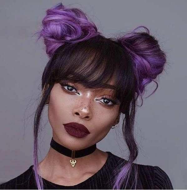 Выбран главный цвет 2018 года, и девушки принялись перекрашивать волосы