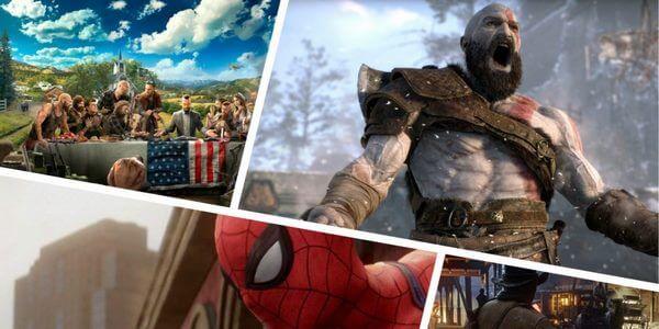 11 самых ожидаемых игр 2018 года