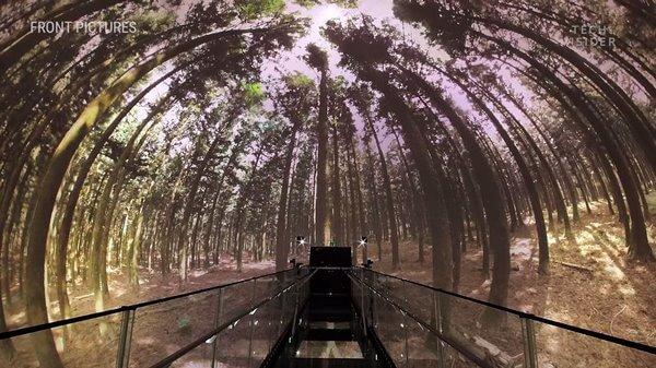 Кинотеатр Space 360 позволит окунуться в виртуальную реальность без VR-очков