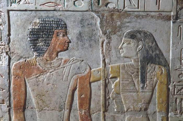 Любовь и секс в древнем египте