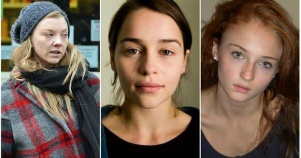 Ой, кто это? 15 красавиц канала HBO без косметики!