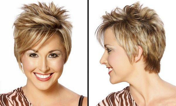 Прически на короткие волосы — стильные идеи и фото