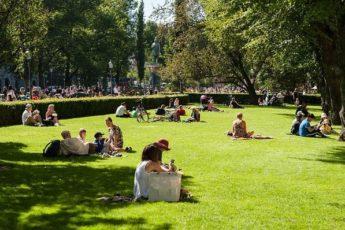 Финляндия стала самой счастливой страной мира