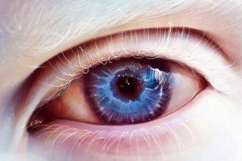 Только если у вас идеальное цветовое зрение, вы сможете прочесть эти 6 слов