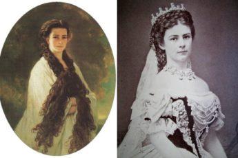 Как императрица Сисси ухаживала за волосами и чем для этого питалась