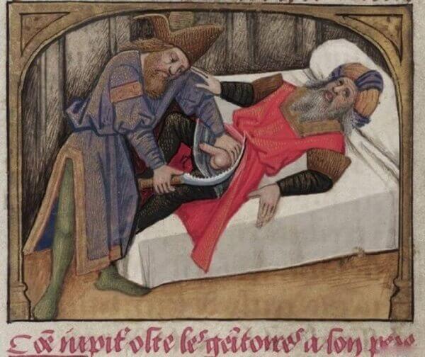 Охраняющие ложе, или почему кастрация могла быть залогом блестящего будущего в Средние века