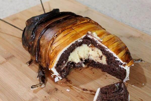 Слабонервным не смотреть! 14 тортов, съесть которые осмелится только сильный духом!