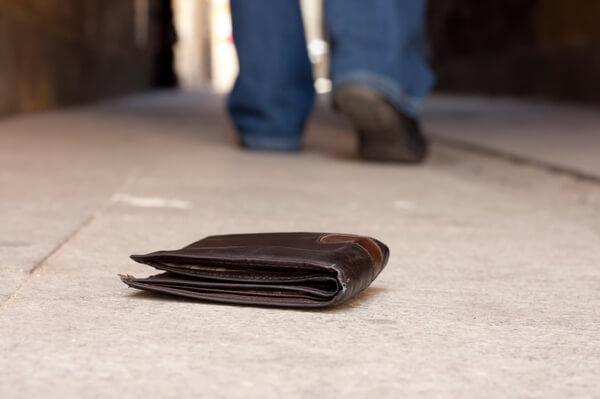 Выбросишь кошелёк — попрощаешься с денежной удачей