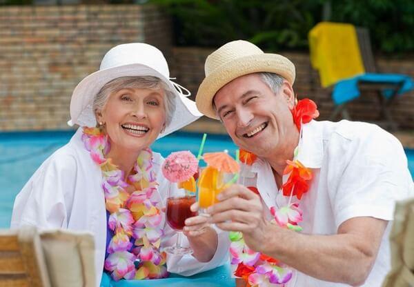 5 стран, где круто быть пенсионером